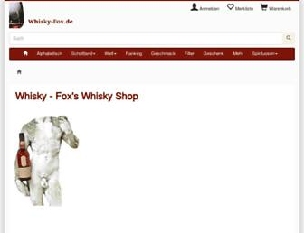 Thumbshot of Whisky-fox.de