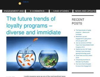 blog.captainup.com screenshot