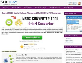 mbox1.org screenshot