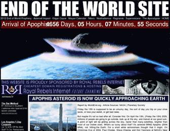 Thumbshot of Worldend.org