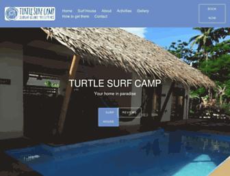 Thumbshot of Surfcampsiargao.com