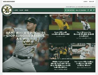 Thumbshot of Athleticsnation.com