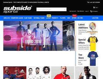 Thumbshot of Subsidesports.com