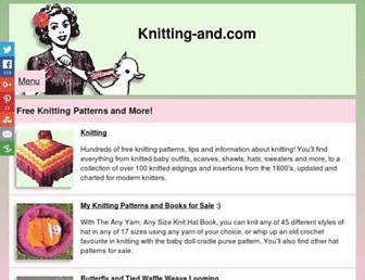 Thumbshot of Knitting-and.com