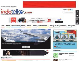 indotelko.com screenshot