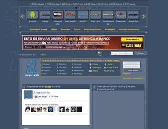 Thumbshot of Juegomania.org