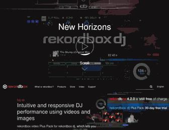 Thumbshot of Rekordbox.com