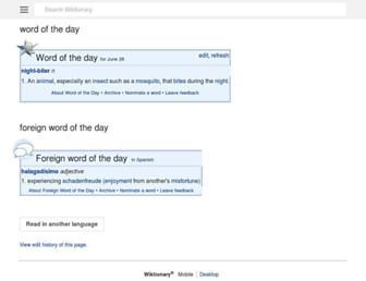 en.m.wiktionary.org screenshot