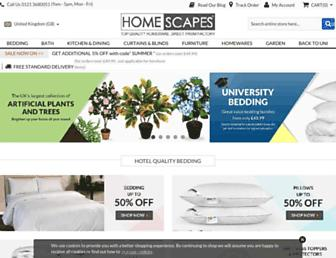 Thumbshot of Homescapesonline.com