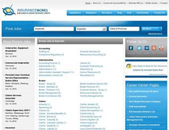 insuranceworks.ca screenshot
