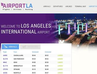 Thumbshot of Airport-la.com