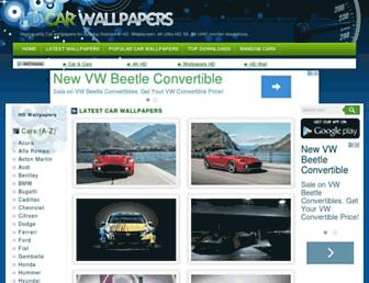 hdcarwallpapers.com screenshot