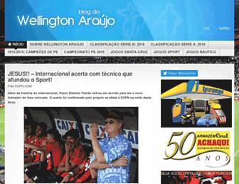 wareporter.com.br screenshot