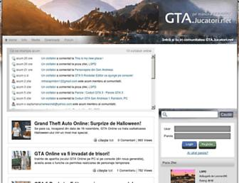 gta.jucatori.net screenshot
