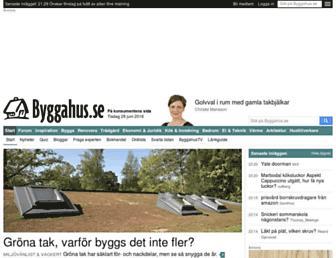 byggahus.se screenshot