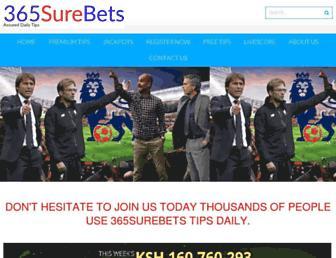 365surebets.com screenshot