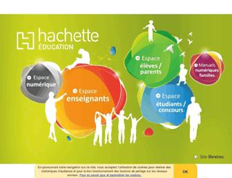 Thumbshot of Hachette-education.com