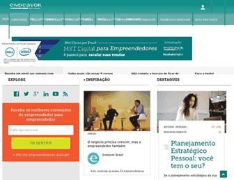 Thumbshot of Endeavor.org.br