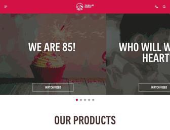 Thumbshot of Aia.com.sg