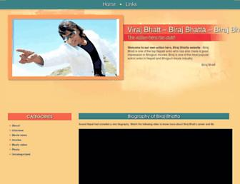 birajbhatt.com screenshot