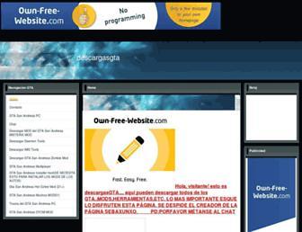 descargasgta.es.tl screenshot