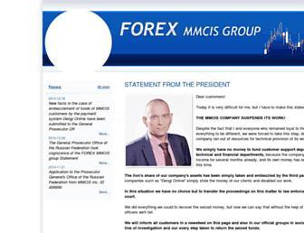 Thumbshot of Forex-mmcis.com