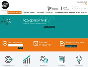 grupa-tense.pl screenshot