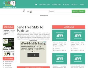 smspunch.net screenshot