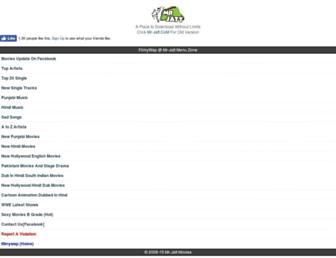 geet-mp3.com screenshot