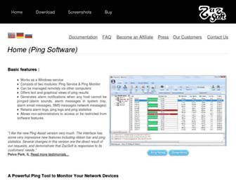 pingassist.com screenshot