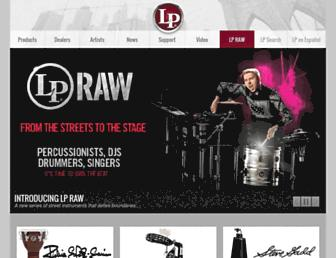 lpmusic.com screenshot