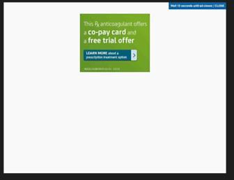 the-hospitalist.org screenshot