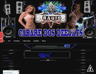cabaredosdjs.blogspot.com screenshot