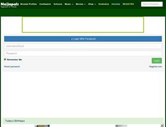 Thumbshot of Naijapals.com