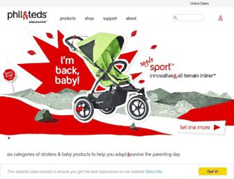 Thumbshot of Philandteds.com