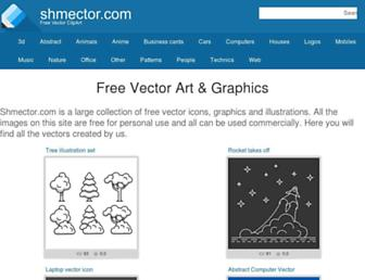Thumbshot of Shmector.com