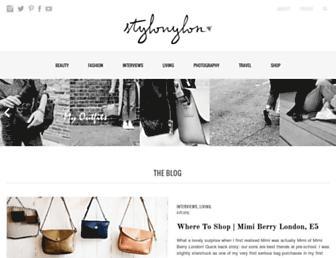 Thumbshot of Stylonylon.com