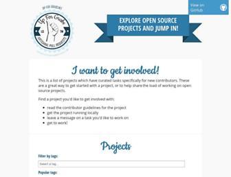 up-for-grabs.net screenshot