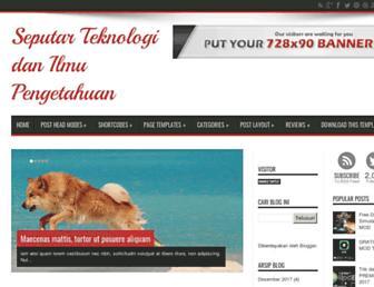 anggacharen.blogspot.com screenshot