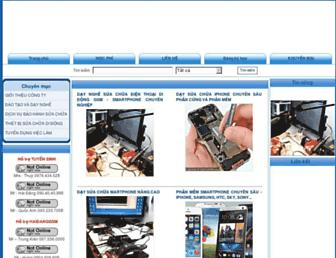 haidanggsm.com.vn screenshot