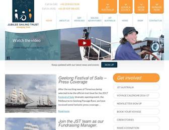 jst.org.uk screenshot