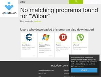 wilbur.en.uptodown.com screenshot