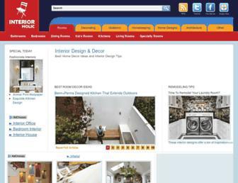 Thumbshot of Interiorholic.com