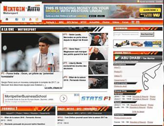 motorsport.nextgen-auto.com screenshot