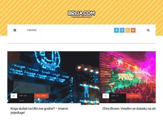 brija.com screenshot