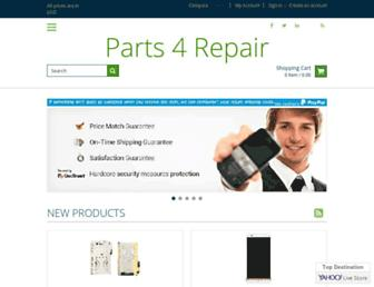 Thumbshot of Parts4repair.com