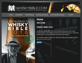 Thumbshot of Whiskybible.com