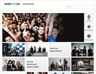 Thumbshot of Musicmp3.ru
