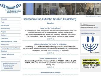 hfjs.eu screenshot