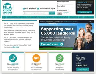 Thumbshot of Landlords.org.uk